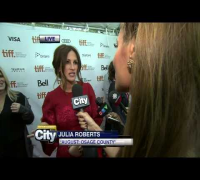 "TIFF: Julia Roberts talks ""August: Osage County"""