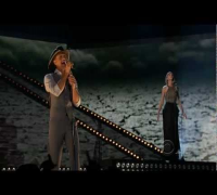 "Tim McGraw ( with Taylor Swift & Keith Urban) -  ""Highway Don't Care""  ((ACM Awards 2013))"