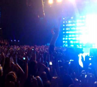 Tired of Being Sorry live in Estonia 4.28.09