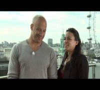 TME Chats With Vin Diesel & Michelle Rodriguez