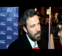 To the Wonder - Ben Affleck interview about Olga Kurylenko