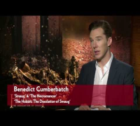 TODAY talks to Benedict Cumberbatch about 'The Hobbit: The Desolation Of Smaug'