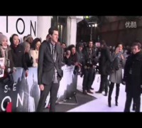 Tom Cruise and Olga Kurylenko - Oblivion (London premiere)