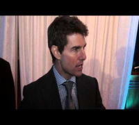 Tom Cruise - Irish Premiere Interview for OBLIVION with star Olga Kurylenko