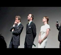 "Tom Ford, Julianne Moore and Colin Firth at ""A Single Man"" Premiere"