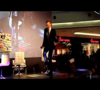 Tom Hiddleston and Benedict Cumberbatch dance off