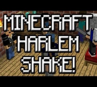 Top 10 Harlem shake Minecraft