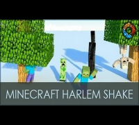 TOP 10 Videos Harlem Shake Minecraft