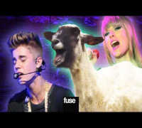 Top 5 Goat Edition Music Videos- Taylor Swift, Justin Bieber, & More