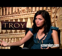 Troy: Rose Byrne Exclusive Interview