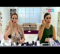 Trucco alla Audrey Hepburn Clio Make up - Real Time tv