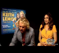 Tubes meets Keith Lemon and Kelly Brook