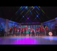 "UltimateGleeks Bringing You The Glee Cast Singing ""Don't Stop Believin'"" Live On Oprah!"
