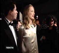 Uma Thurman 1995 Golden Globe Awards