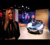 Uma Thurman about BMWi - interview