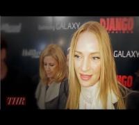 Uma Thurman 'Django Unchained' New York Premiere