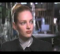 Uma Thurman - Gattaca interview