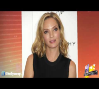 Uma Thurman Gives Birth To Third Child