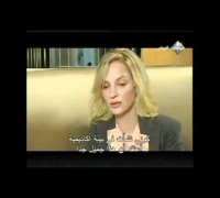 Uma Thurman interviewed by Neerma at Abu Dhabi Film Festival