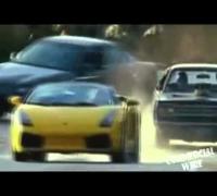 Uma Thurman Lambo Lamborghini Short Film Commercial