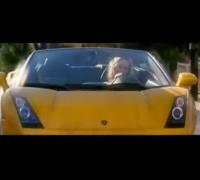 Uma Thurman Lamborghini Sexy Funny Banned Commercial Pirelli Kathryn Bigelow - Carjam TV 2013