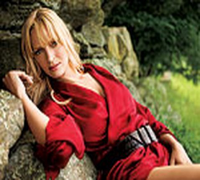 Uma Thurman's InStyle Cover Shoot