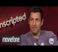 Unscripted with Adam Sandler and Jennifer Aniston