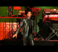 "Usher ""Performs"" Kids Inaugural Concert Our Children, Our Future"