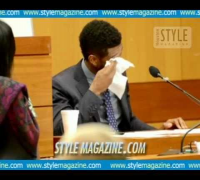 Usher Raymond Breaks Into Tears After Claims Of Being A Bad Father