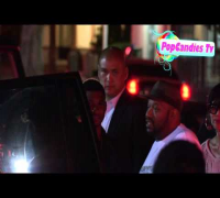 Usher Raymond & Friends at Milk Studios in Hollywood