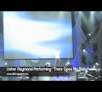 "Usher Raymond Performing ""There Goes My Baby"" LIVE in Atlanta"