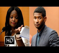 Usher's Ex Wife Tameka Raymond Files for Custody of Children