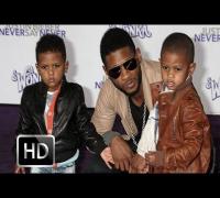 Usher's son Usher Raymond V in ICU