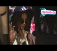 Vanessa Hudgens & Austin Butler get Mobbed by Paparazzi at Rolling Stones 50 & Counting Tour in LA