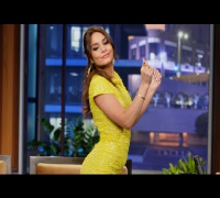 Vanessa Hudgens' Booty Poppin' Dance - The Tonight Show with Jay Leno