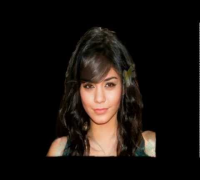 Vanessa Hudgens' changing face - 23 years in 80 seconds