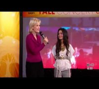 Vanessa Hudgens Come Back To Me (Live at Good Morning America 2006)