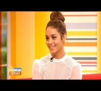 Vanessa Hudgens Interview: Daybreak 16th July 2013