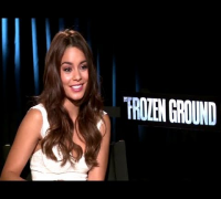 Vanessa Hudgens Interview - The Frozen Ground (JoBlo.com)