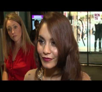 Vanessa Hudgens Interview The Frozen Ground Premiere