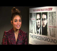 Vanessa Hudgens Interview - The Frozen Ground