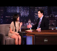 Vanessa Hudgens -  Interview with Jimmy Kimmel 2009