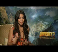 Vanessa Hudgens Mysterious Island Interview