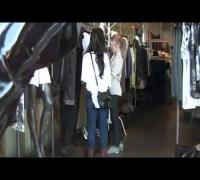 Vanessa Hudgens Shopping At Diesel on Melrose Avenue [May 5th 2010]