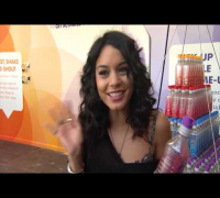 Vanessa Hudgens Talks Health, Fitness and Gymnastics!