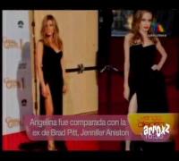 Venga la Alegría - Vestidos con Historia - Angelina Jolie