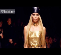 Versace for H&M Fashion Show ft Uma Thurman, Blake Lively, Prince & Kaylee DerFer | FashionTV - FTV