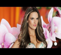 Victoria's Secret 2012 Fashion Show Top Models Backstage ft Alessandra Ambrosio | MODTV
