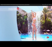 """Victoria's Secret Swim Bikini 2013"" with Candice Swanepoel & Doutzen Kroes by FashionChannel"
