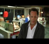 Vince Vaughn Interview - The Internship - Owen Wilson, Rose Byrne (2013)